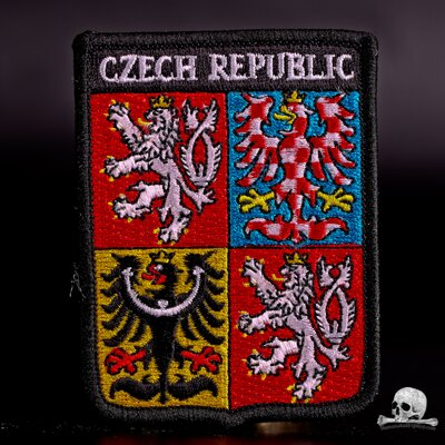 Emblem of the Czech Patch